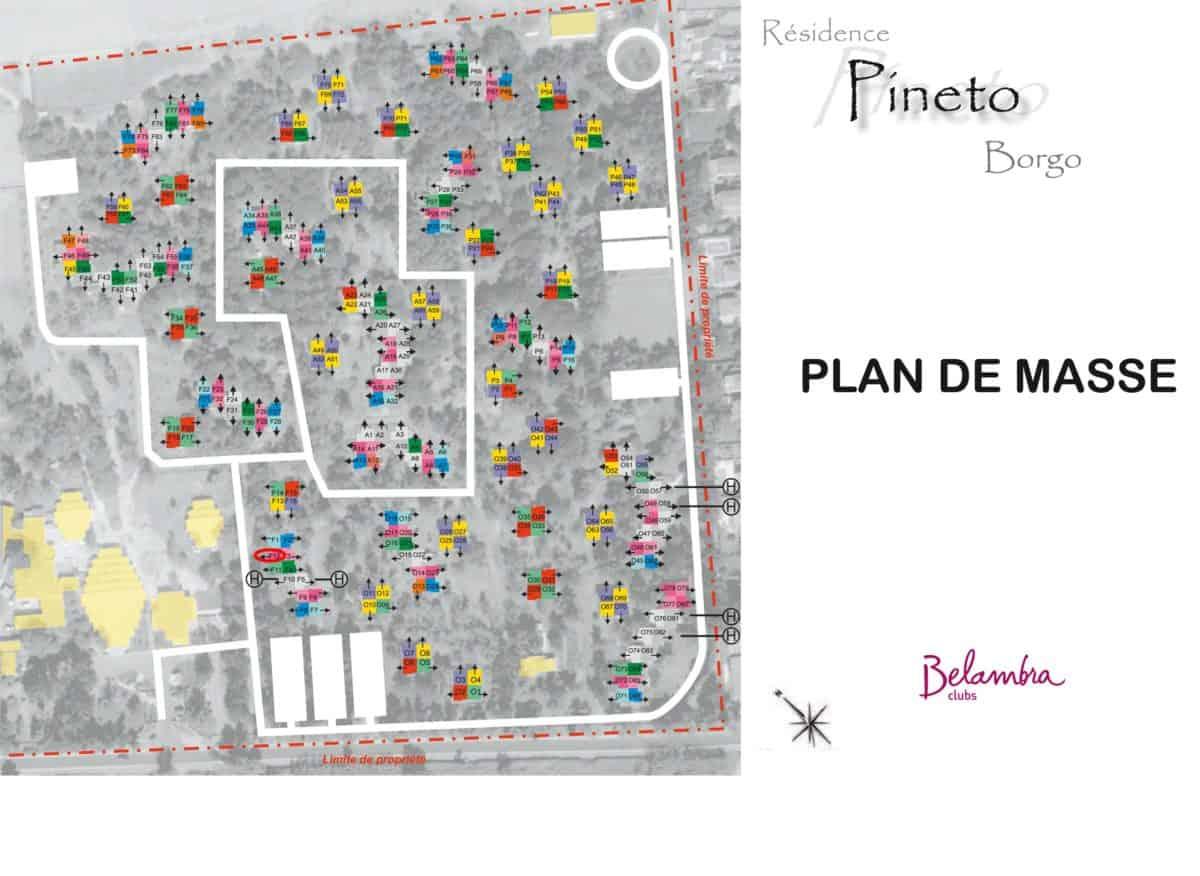 Plan de masse